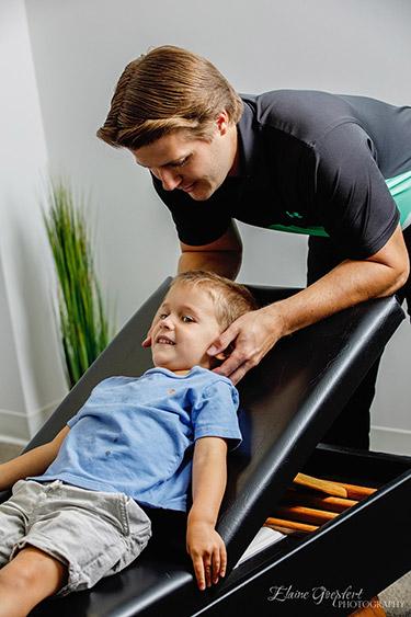 Chiropractor St Louis Park MN Kyle Politz Care for Kids