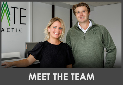 Chiropractor St Louis Park MN Kyle Politz and Bethany Hamp